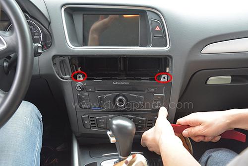 professional installation instructions of android audi q5 a5 a4 rh dvdgpsnav com Audi A4 Audi A5