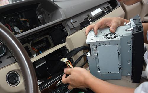remove cables