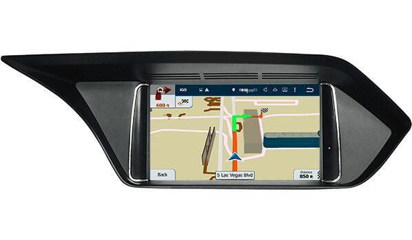 w212 navigation