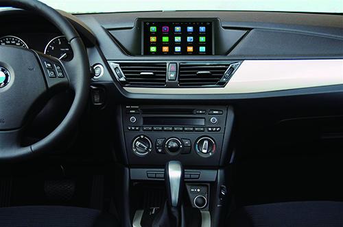BMW X1 navigation upgrade