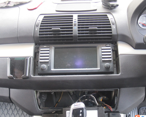 factory bmw x5 e53 navigation screen