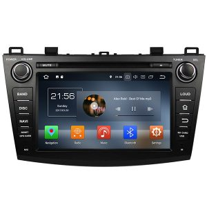 mazda 3 radio upgrade