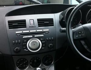 2012 mazda 3 radio