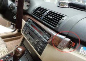 7c769f5e4 BMW E46 Radio Removal+Install BMW E46 Navigation - Professional blog ...