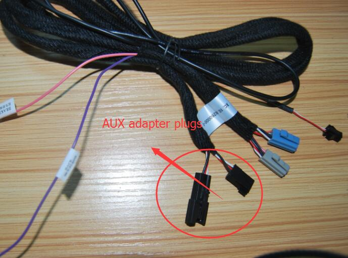 aux adapter plug