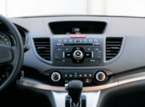 honda crv radio and cd