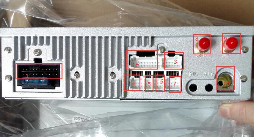 Aftermarket Bmw X5 E53 Dvd Gps Navigation Head Unit - Android Version