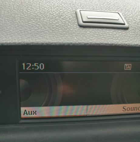 How to Check If My Mercedes-Benz C W204 Has AUX