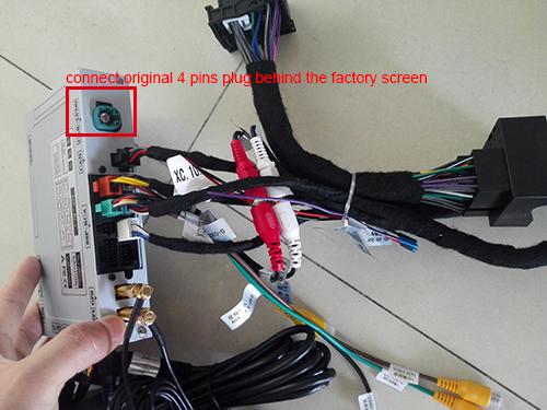 LVDS plug