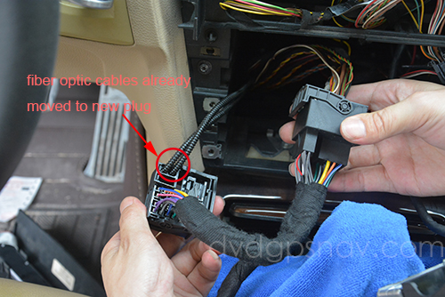 How to Install Android BMW E60 Navigation Head Unit