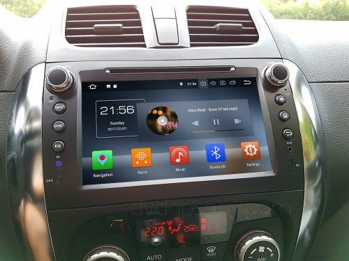 suzuki sx4 radio