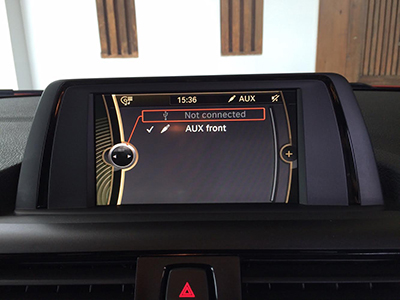 BMW 320i 2012 year with aux