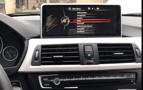 BMW F30 Android screen replacement