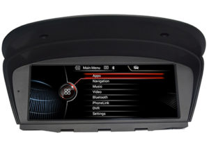 bmw e60 android head unit