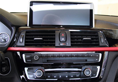 installation bmw f30 navigation
