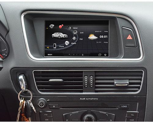 Audi Q5 A5 A4L Navigation