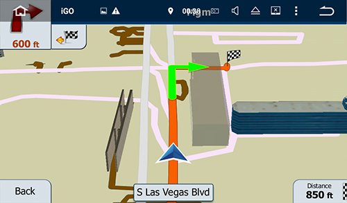 IGO Primo GPS Navigation Maps Free Update for Europe