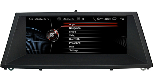 bmw x5 e70 navigation multimedia
