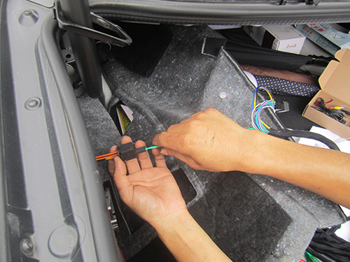 Mercedes Benz W211 Radio Removal and Install Android W211 Navigation