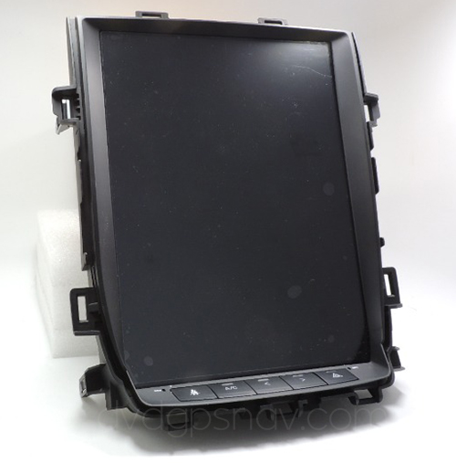 Toyota Alphard Head Unit Replacement Android Radio Upgrade