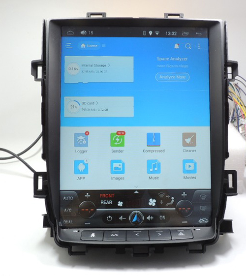 Tesla Style Vertical Screen Head Unit Archives