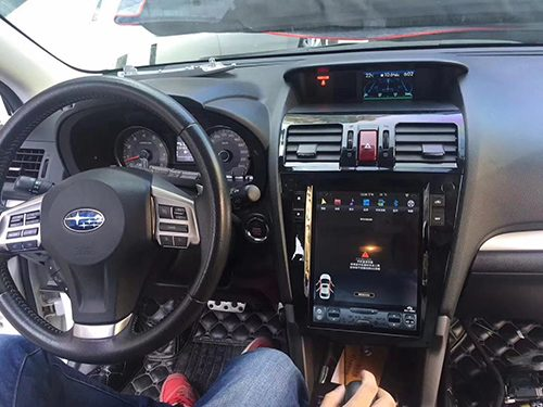 subaru forester android head unit 10.4