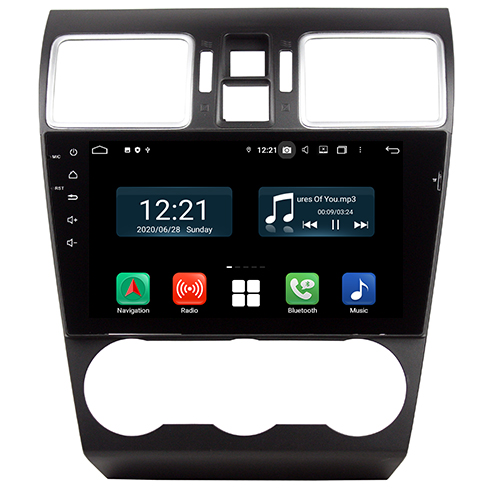 wrx android head unit