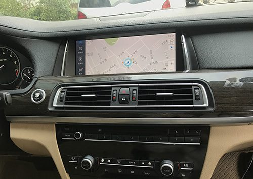 car navigation head unit