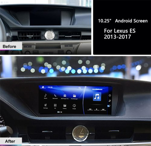for 2013-2017 lexus es