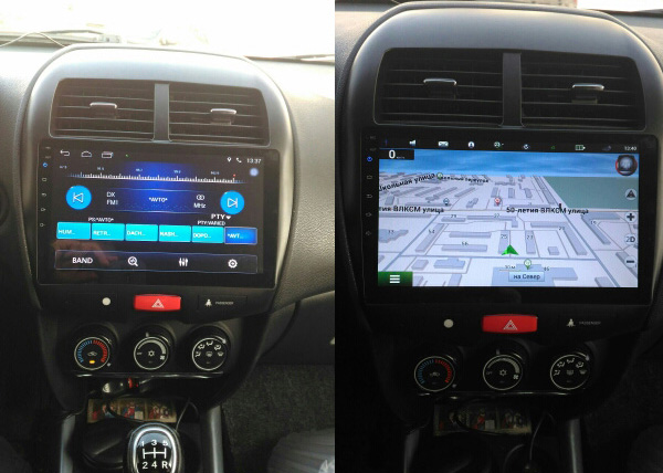 Professional blog for car DVD GPS head units - New products