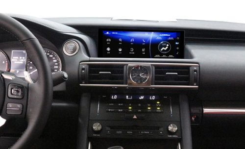 Lexus IS250 Android head unit