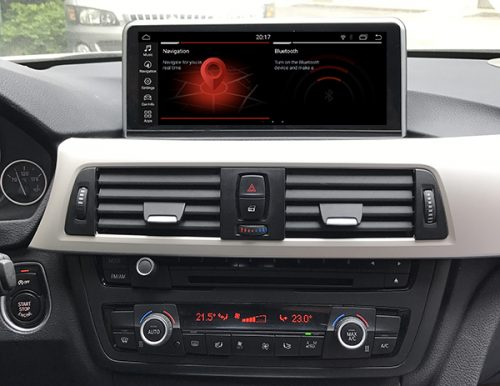BMW Android head unit