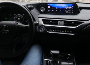 lexus ux android head unit