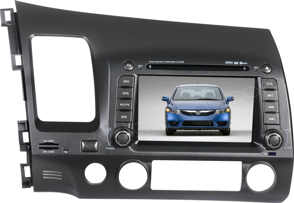 honda civic in dash cd radio