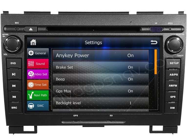 great wall h5 dvd gps