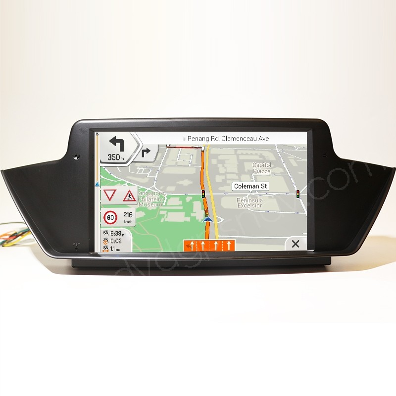 BMW X1 Android head unit