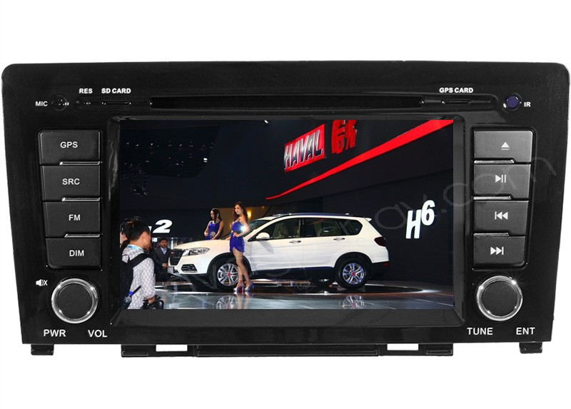great wall haval h6 dvd player
