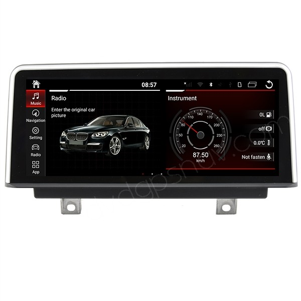 BMW F30 android head unit