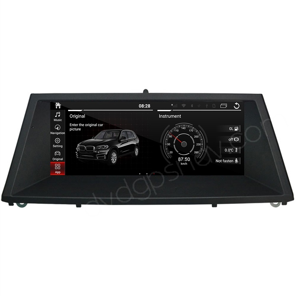 bmw x6 android head unit