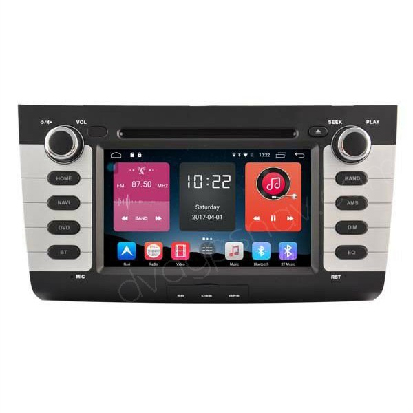 Android 6.0 Suzuki Swift DVD player