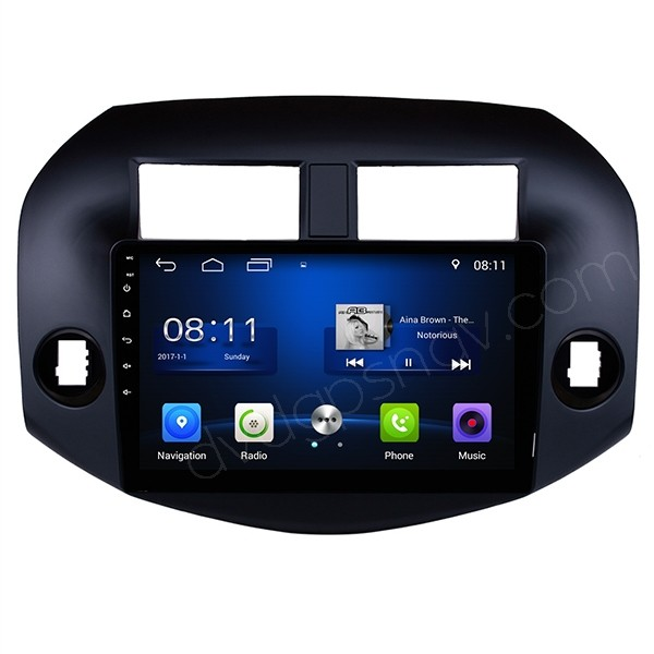 Toyota rav4 android with mirror link