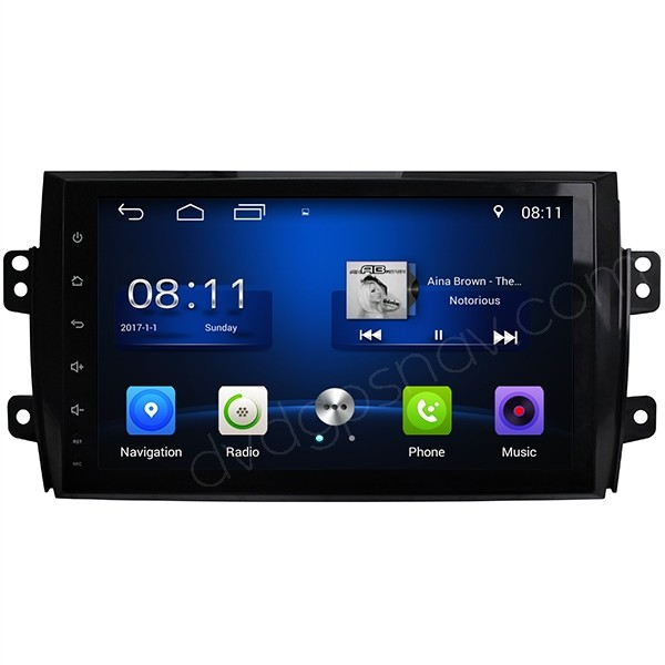 suzuki sx4 android head unit