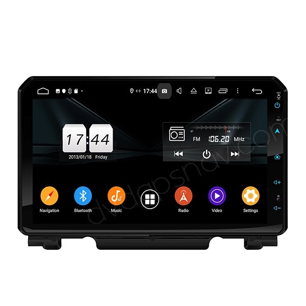 suzuki jimny android head unit