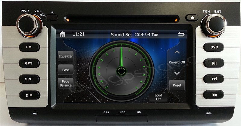 radio gps dvd suzuki swift