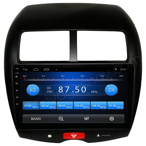 Mitsubishi RVR ASX Outlander Sport android gps