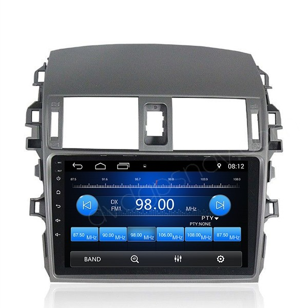 toyota corolla head unit