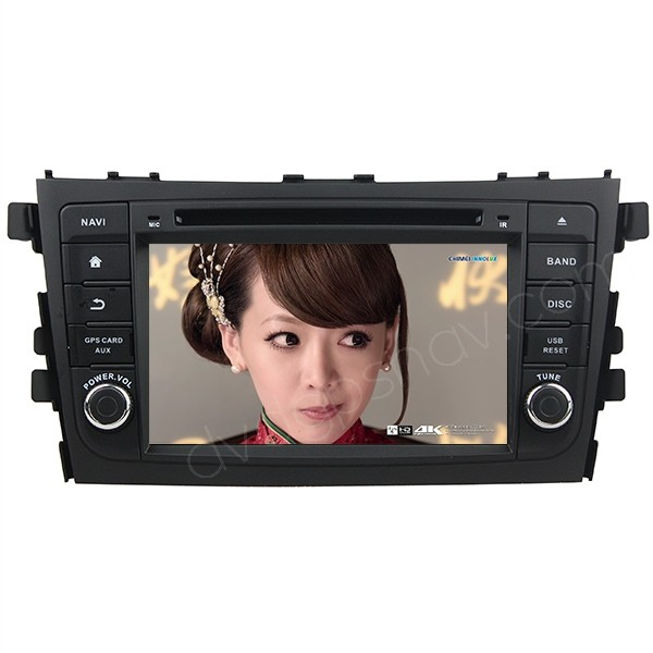 Suzuki Celerio android head unit