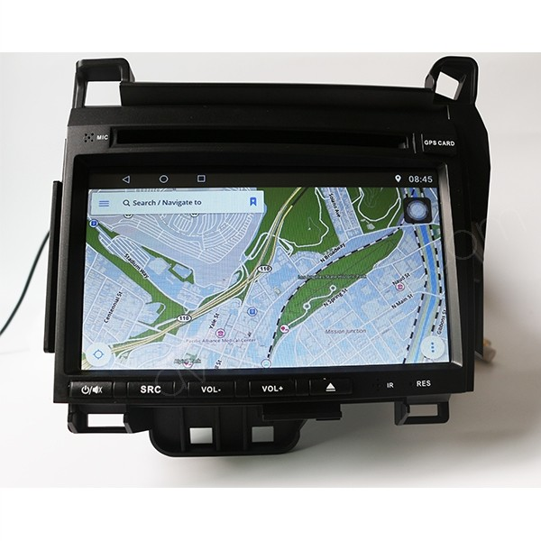 ct200h navigation replacement