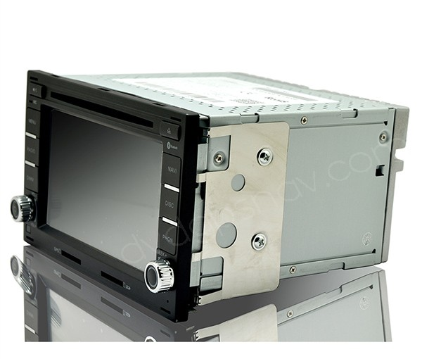 vw golf dvd player