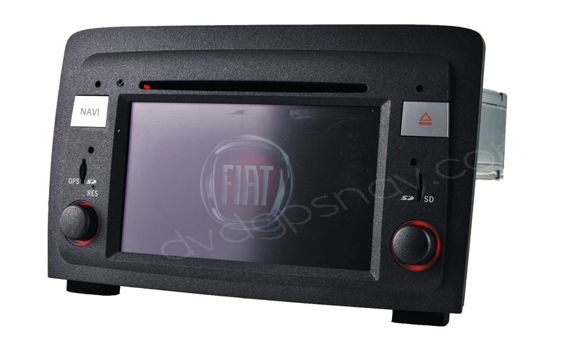 fiat idea dvd player